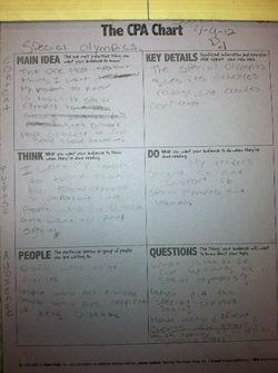 Student Sample 1